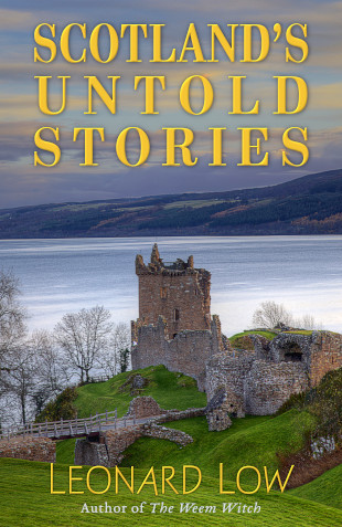Scotland's Untold Stories cover
